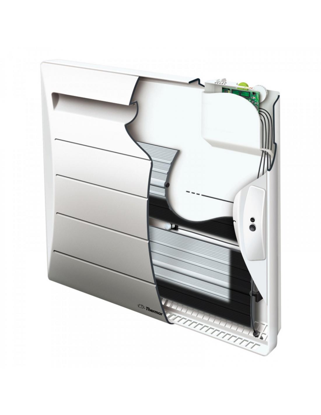 radiateur inertie vertical 2000w radiateur vertical 2000w. Black Bedroom Furniture Sets. Home Design Ideas