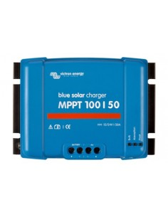 Régulateur BlueSolar MPPT 12/24V-100/50A