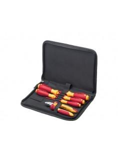 Wiha - jeu d'outils électricien - 6 pcs - 930018
