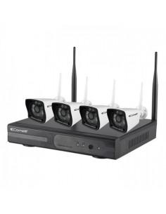Kit de vidéosurveillance IP66 WIFI