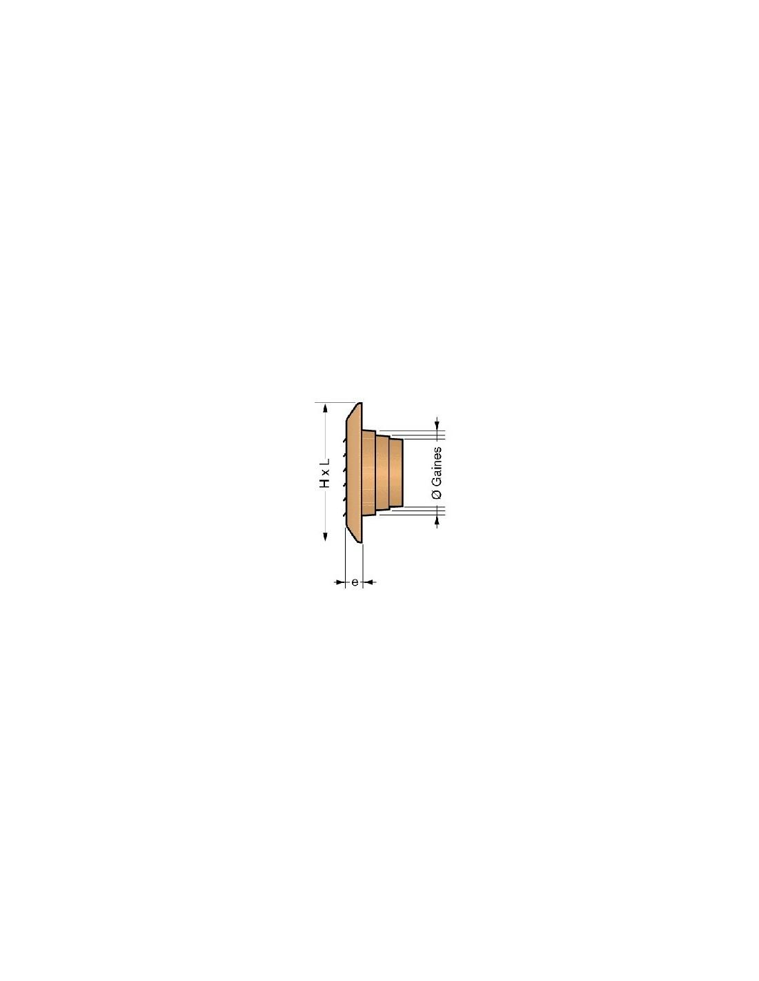 grille d a 233 ration 224 volet seche linge ebay