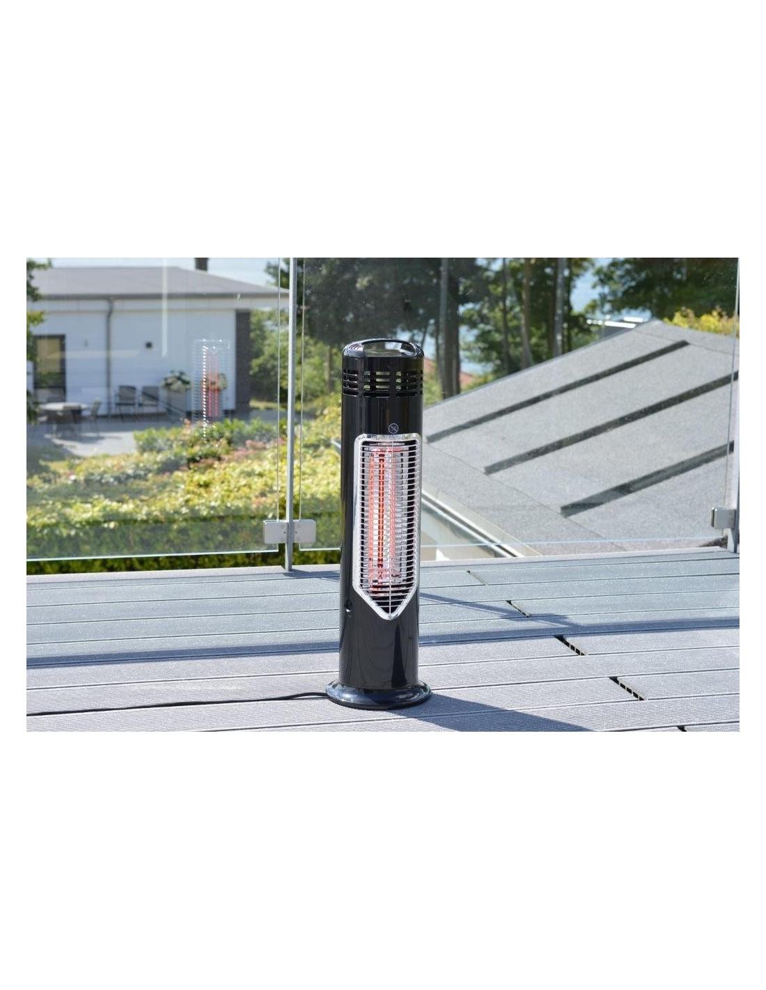 Chauffage exterieur electrique professionnel for Chauffage infrarouge exterieur mural