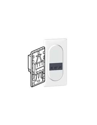 Prise rasoir salle de bain celiane legrand 67159 for Prise salle de bain