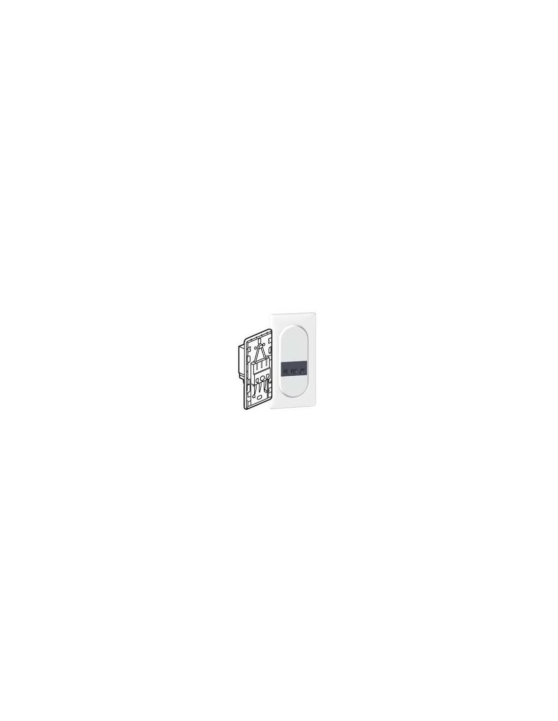 prise rasoir salle de bain c liane legrand avec plaque blanche prise rasoir salle de bain. Black Bedroom Furniture Sets. Home Design Ideas