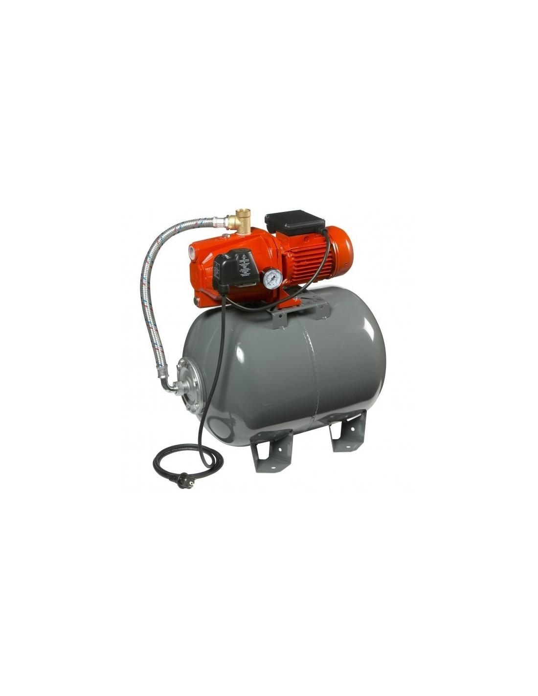 Pompe de surface, surpresseur Jetson 1200 watts
