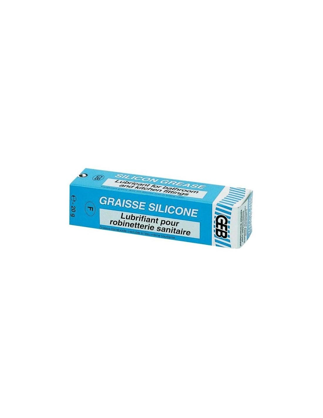 tube 20 g graisse base d 39 huile 100 silicone geb. Black Bedroom Furniture Sets. Home Design Ideas