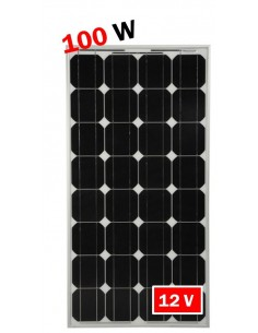 panneau solaire photovoltaique 12 v prix pas cher prix pour la maison brico. Black Bedroom Furniture Sets. Home Design Ideas
