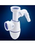 Siphon évier diamètre 40 easyphon-Nicoll