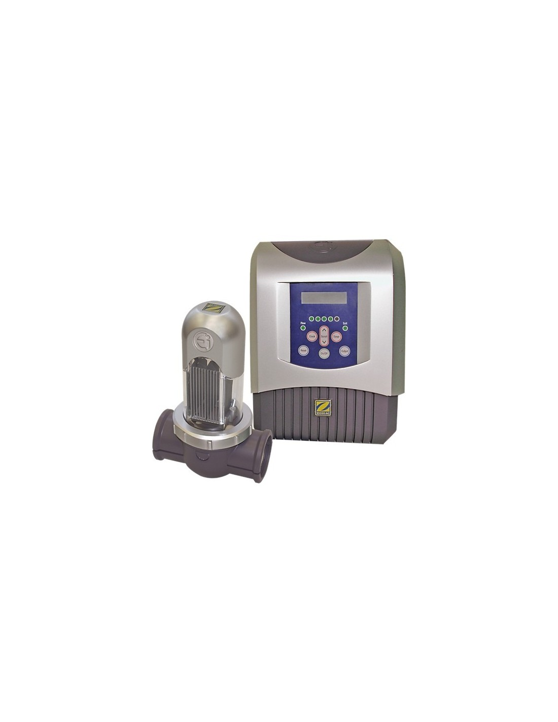 Electrolyseur au sel auto-nettoyant 90m3