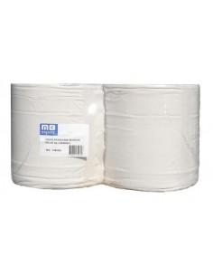 Bobine essuie-mains ,Ouate blanche -2 plis - 25 x 35 - 2 bobines