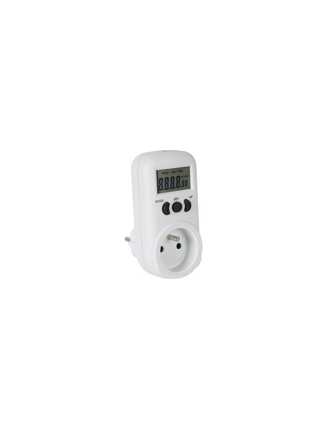 Compteur de consommation lectrique 230v 16a ebay - Surveiller consommation electrique ...