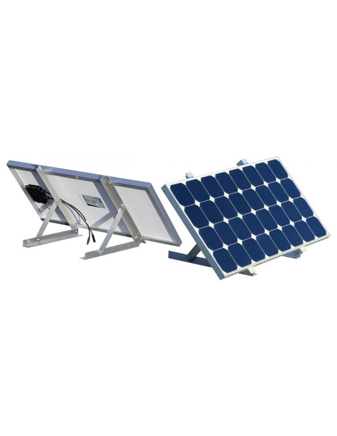 support panneau solaire taille xl sol ou mural. Black Bedroom Furniture Sets. Home Design Ideas
