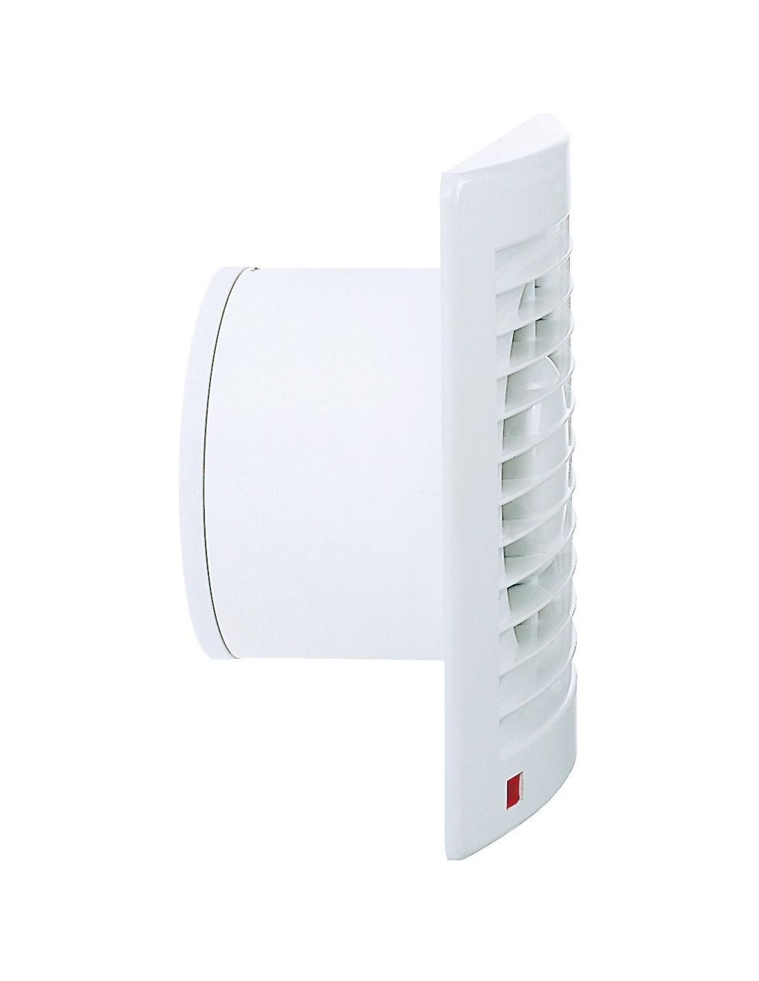 extracteur d 39 air permanent vpi 100 s pour la salle de bain atlantic a rateur. Black Bedroom Furniture Sets. Home Design Ideas