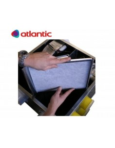 Filtres pour vmc NEODF double flux atlantic, lot de 4 filtres