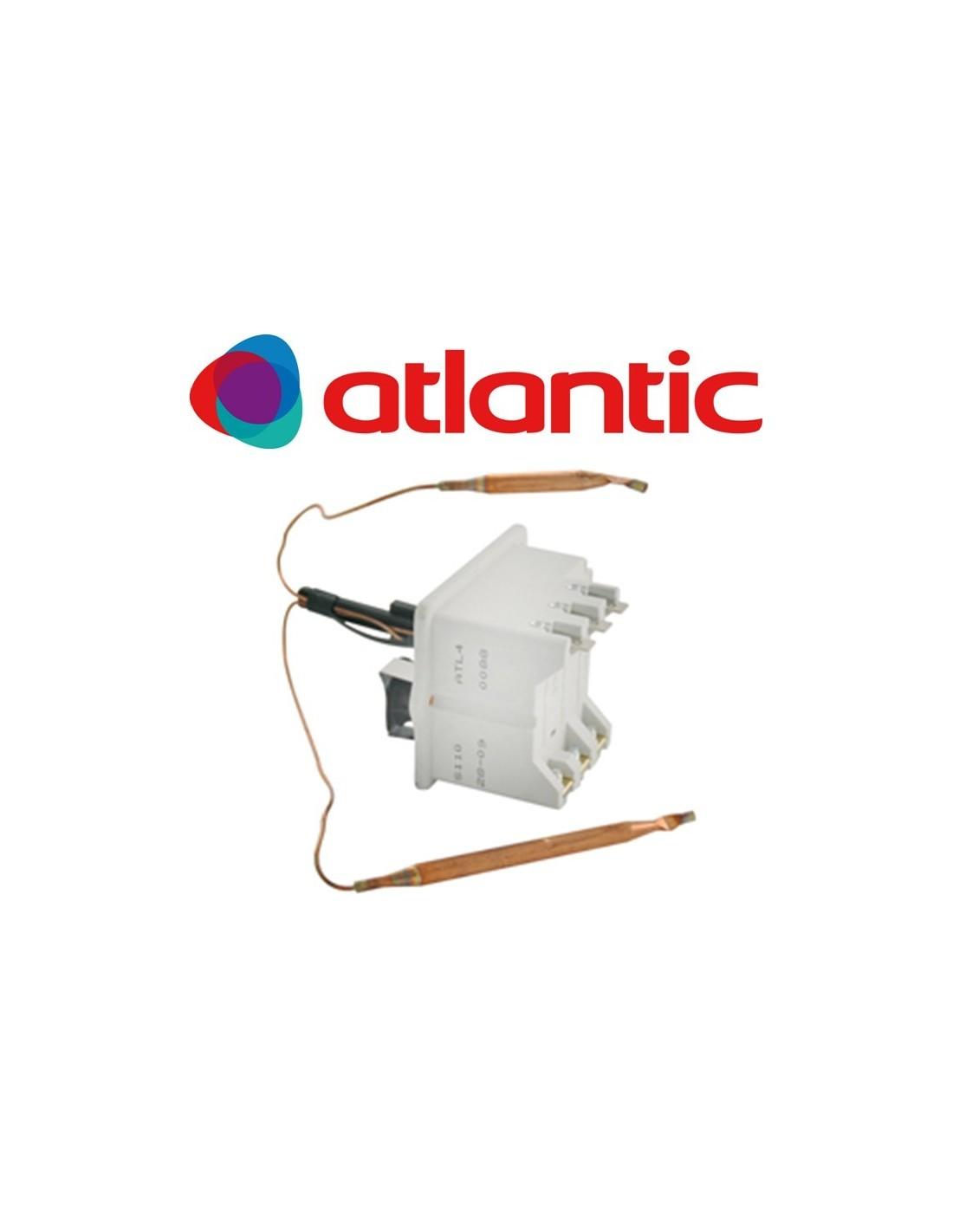 atlantic sauter thermostat chauffe eau tous courants blind e 099040. Black Bedroom Furniture Sets. Home Design Ideas