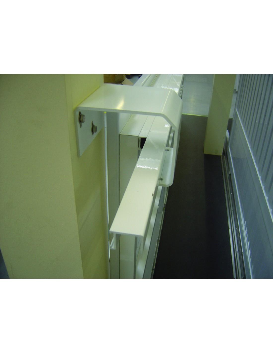Portail pvc coulissant nancy 3m 5m sur mesure for Portail pvc sur mesure