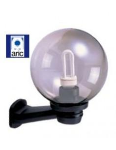 Eclairage ext rieur kit panneau for Applique boule exterieur