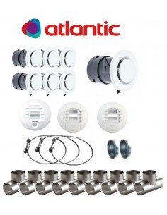 Kit réseau linéaire pour Vmc Atlantic duolix Max