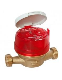 Compteur d'eau chaude  20x27mm NARVAL