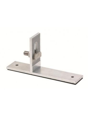 fixation panneau photovoltaique sur bac acier tableau isolant thermique. Black Bedroom Furniture Sets. Home Design Ideas