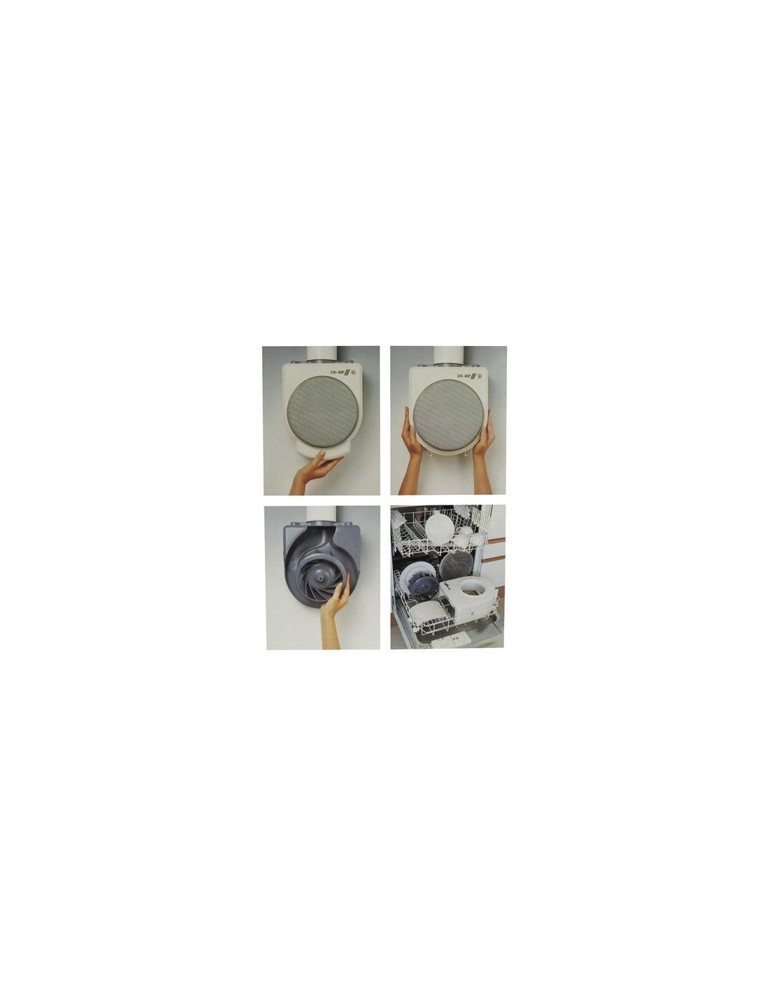 Extracteur centrifuge de cuisine 250 m3 h ck 25 n - Extracteur de hotte de cuisine ...