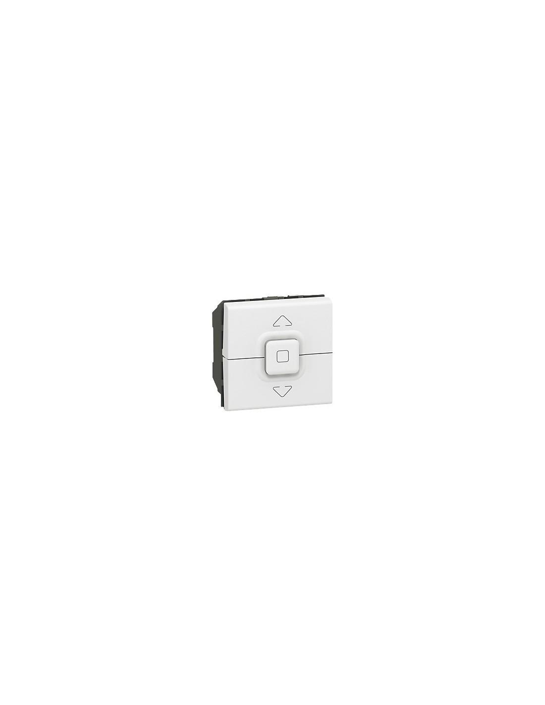 interrupteur volet roulant mosaic legrand. Black Bedroom Furniture Sets. Home Design Ideas