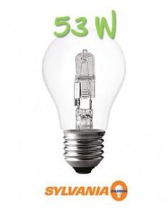 Ampoule halogène 53w 230v e27 eco classic standard