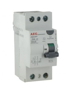 Interrupteur différentiel type ac vg 25 2