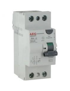 Interrupteur différentiel type ac vg 40 2