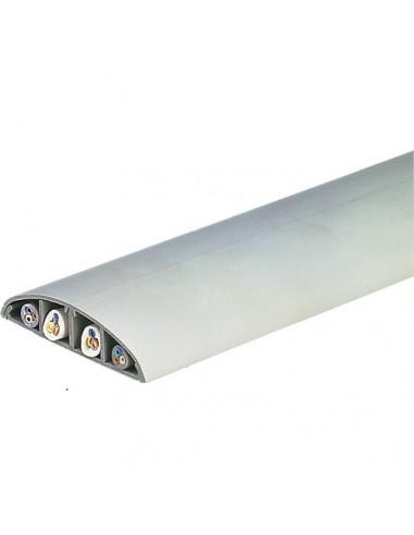 Goulotte de sol passage de plancher officea 75x17mm 2m - Goulotte de sol ...