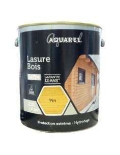 Lasure aquarel 2,5 l bg pin