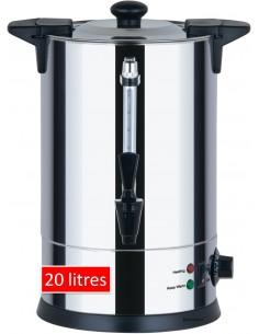 Distributeur de vin chaud et boissons chaudes 6,8 litres
