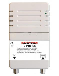 Amplificateur d'antenne d'appartement 1 entrée-1sortie