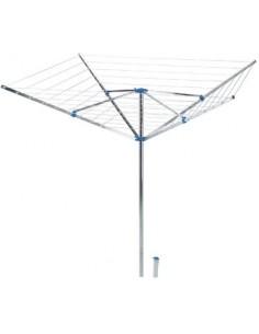 Séchoir d'extérieur parapluie vg etendage 50 m 201  x 188