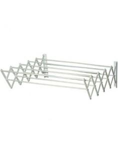 Séchoir extensible faverge vg etendage 6 m 10 barres de 60 cm