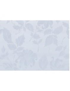 Tapis de table vg damast bleu