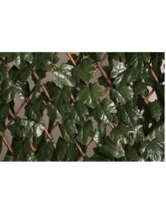Treillis osier extensible à feuilles vg 1 x 3