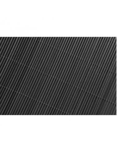 Canisse lop® vg anthracite 1,50 x 3