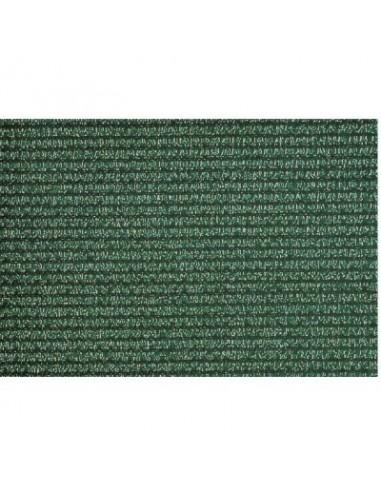 Natte brise-vue tissée totaltex vert vg 1,20 x 10