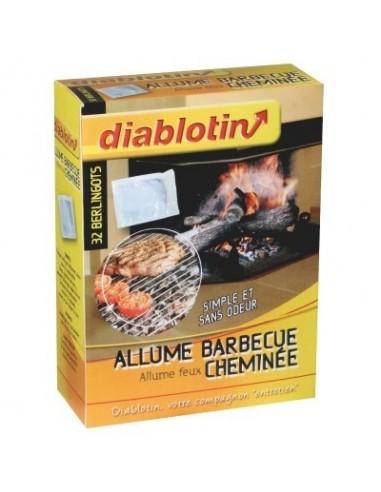 Allume barbecue-cheminée bg 32