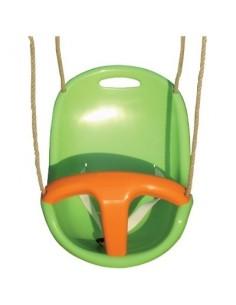 Siége pour bébé bg vert / orange