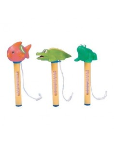 Thermomètre vg avec animaux