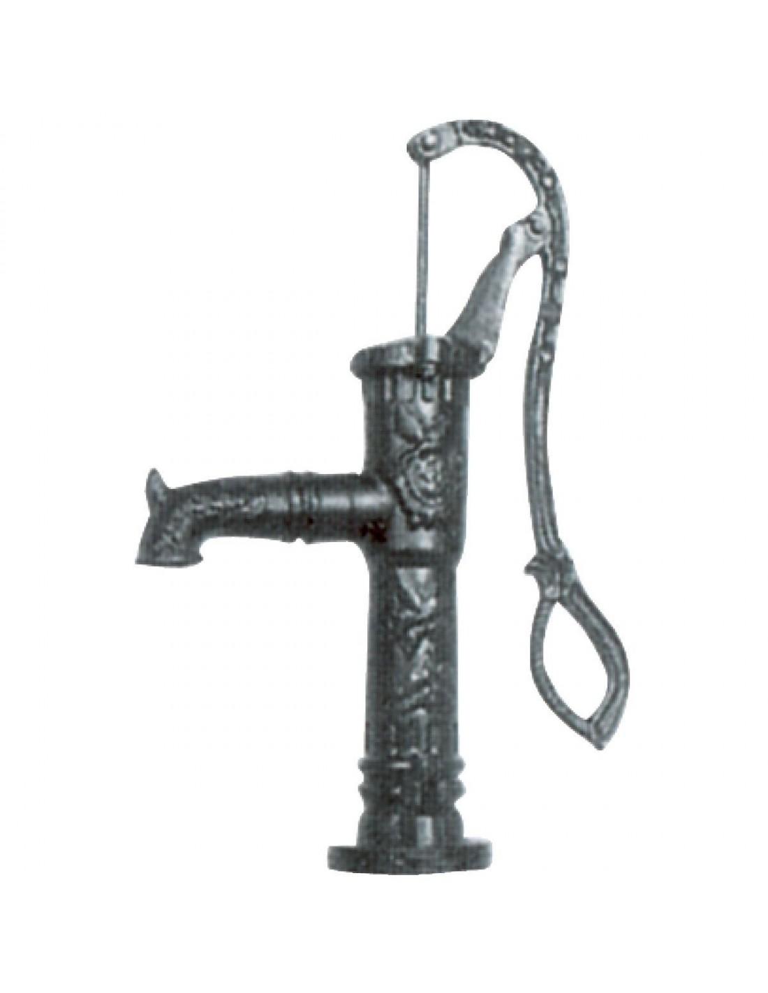 Pompe à main en fonte 67cm