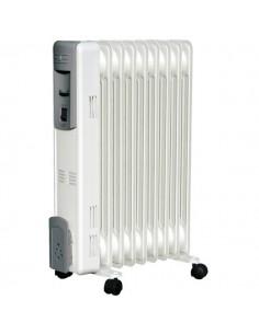 Chauffage d 39 appoint lectrique brico - Consommation electrique radiateur bain d huile ...