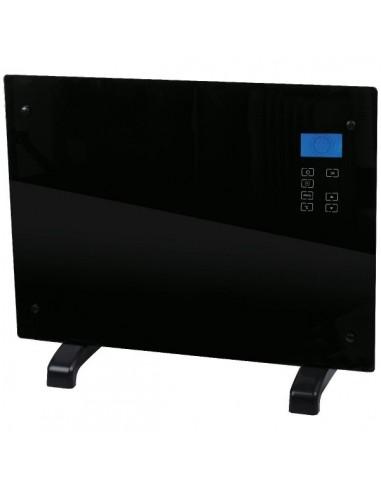panneau rayonnant verre 2000w. Black Bedroom Furniture Sets. Home Design Ideas