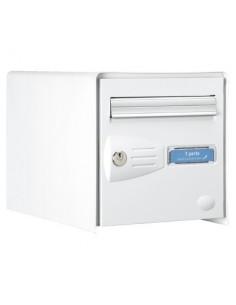 Boîte aux lettres masterbox bg simple face blanc