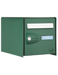 Boîte aux lettres masterbox bg double face vert