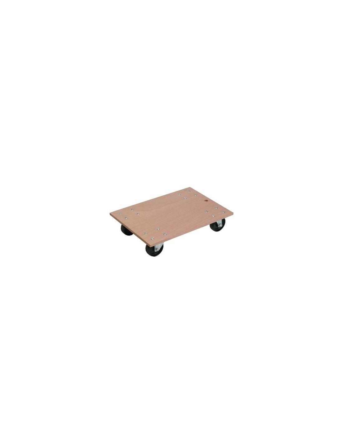 plateau roulettes bois pratic boy bg 300 brico. Black Bedroom Furniture Sets. Home Design Ideas