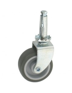 Roulette drill à douille à bois pivotante vg plastex 54 x 42 15