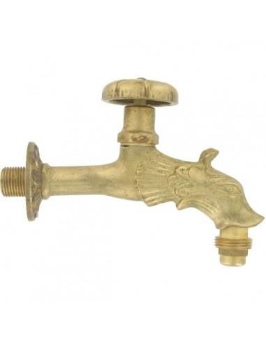 Robinet pour fontaine brico for Pompe pour fontaine de jardin